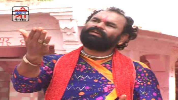 Jodhana Ra Mandir Me Jagdamba