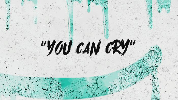 You Can Cry Lyric Video