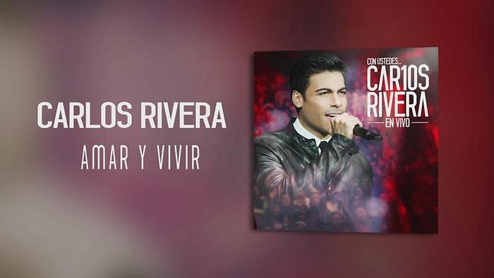 Amar y Vivir En Vivo Cover Audio