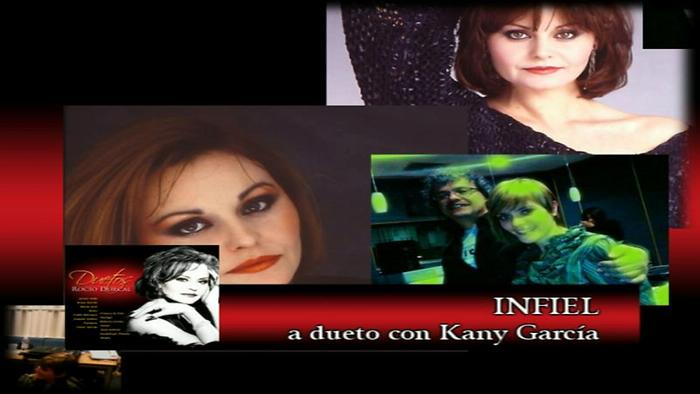 Infiel A Duo con Kany Garcia Cover AudioVideo