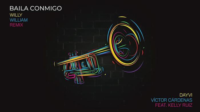 Baila Conmigo Willy William Remix Cover Audio