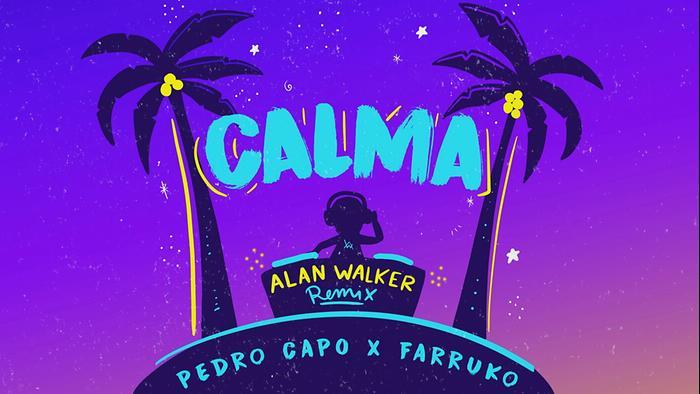 Calma Alan Walker Remix  Audio