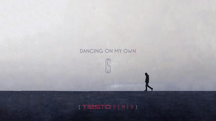 Dancing On My Own Tiësto RemixAudio