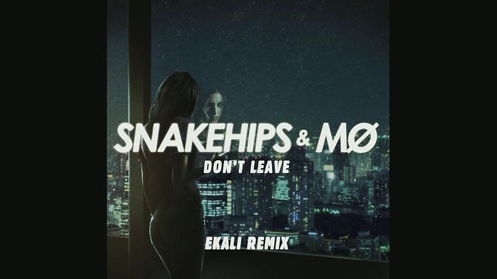 Dont Leave Ekali Remix Audio