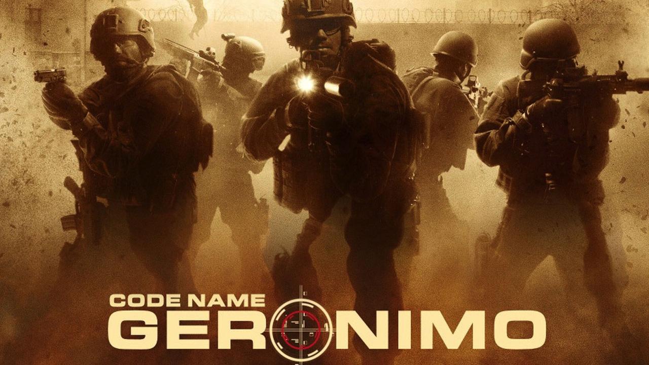 CODE NAME- GERONIMO