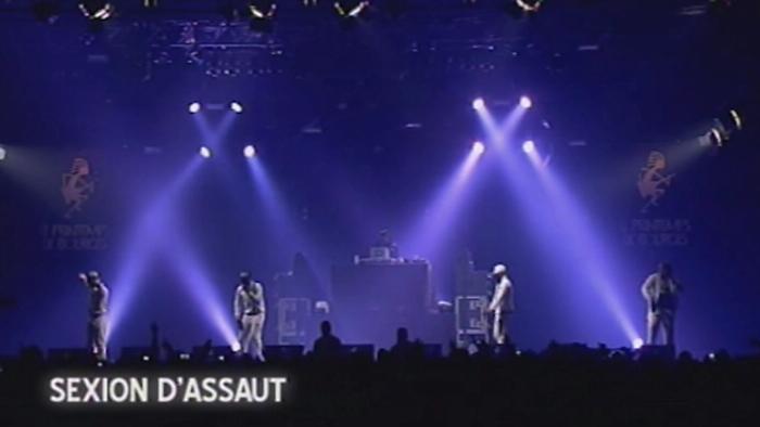 A bout dsouffle Live au Printemps de Bourges 2011 Live Video