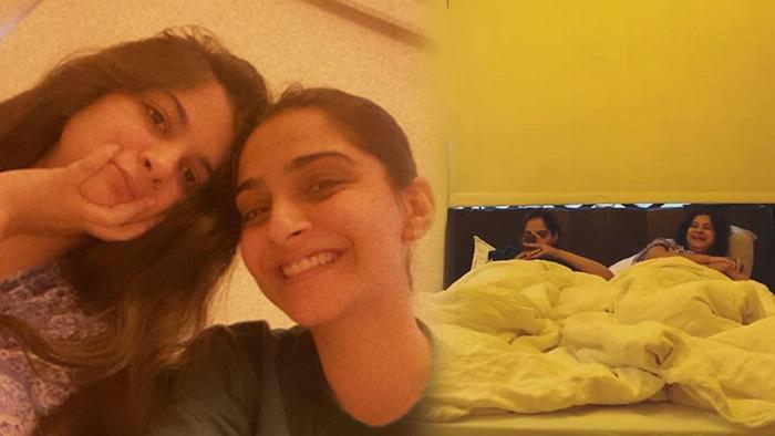 Sisters Reunite