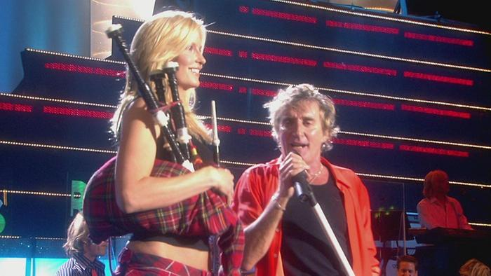 Rhythm of My Heart from One Night Only Rod Stewart Live at Royal Albert Hall