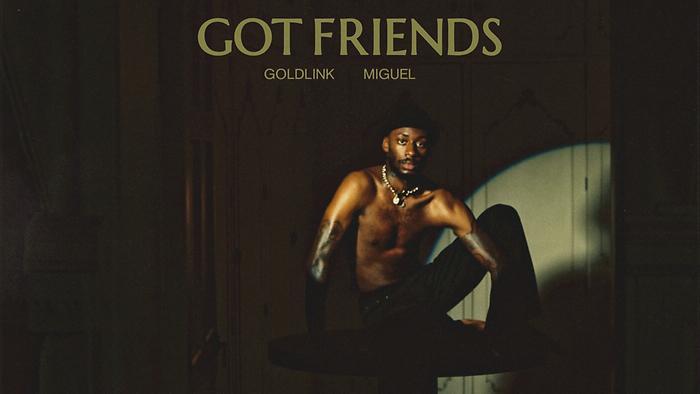 Got Friends Audio