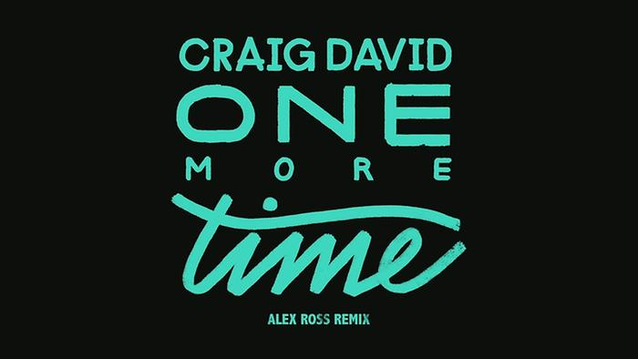 One More Time Alex Ross Remix Audio