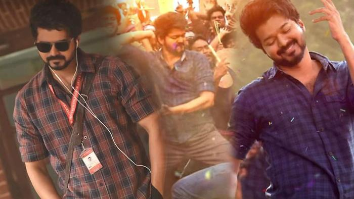 Master Song Vaathi Coming Reaches The Record