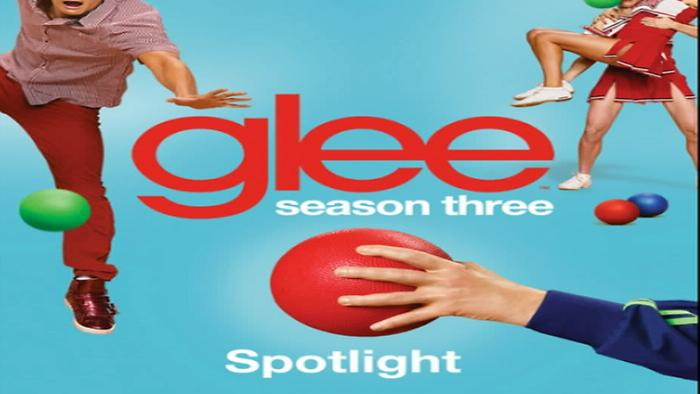 Spotlight Glee Cast Version Cover Image Version