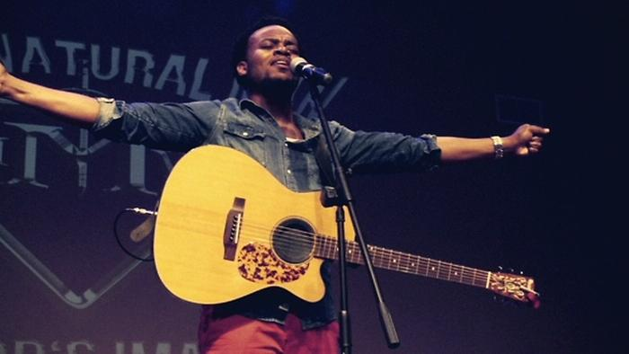 Breaking In With Travis Greene The Message
