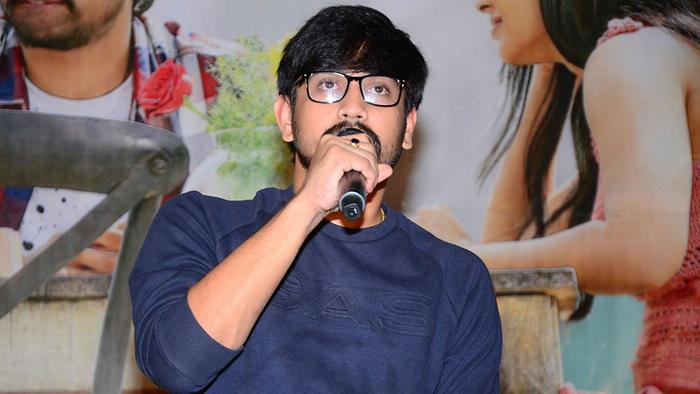 Raj Tarun Speech At Orey Bujjiga Press Meet