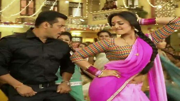 Pandeyjee Seeti Video Song from Dabangg 2   Hindi Video Songs   Video Song  : Hungama