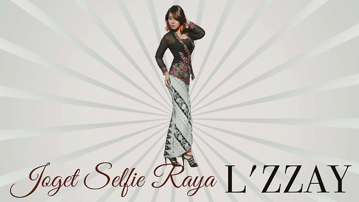 Joget Selfie Raya Lyric Video
