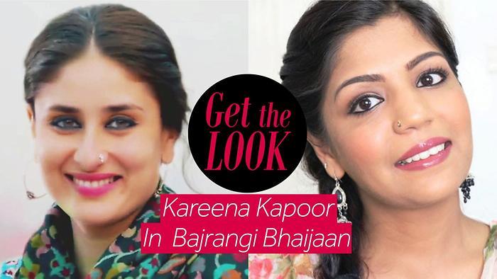 Get The Look  Kareena Kapoor in Bajrangi Bhaijaan