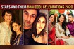 Kangana Ranaut,Sara,Ibrahim,Ranbir,Riddhima Stars And Their Bhai Dooj Celebrations