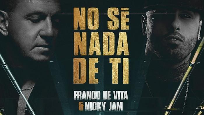 No Sé Nada de Ti Official Lyric Video