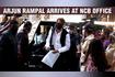 Arjun Arrives At NCB Office