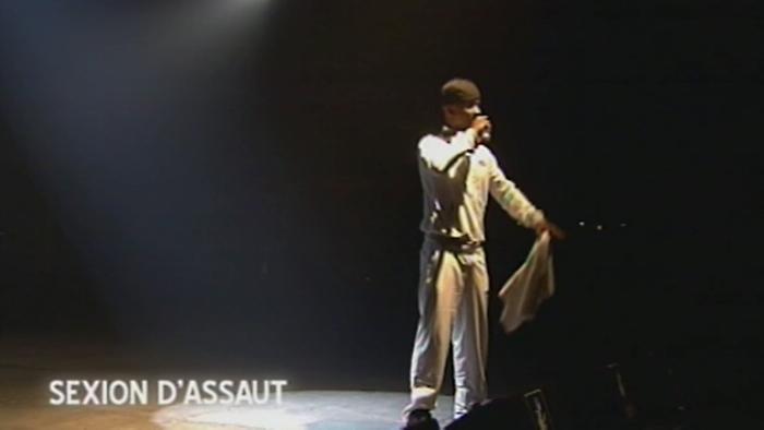 Black Shady Pt2 Live au Printemps de Bourges 2011 Live Video