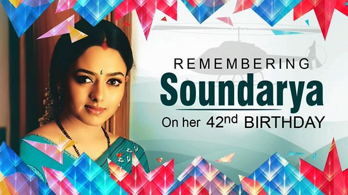 Soundarya Birthday