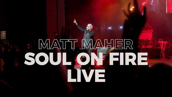 Soul on Fire Live