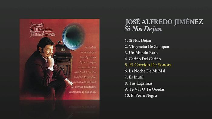 El Corrido de Sonora Cover Audio