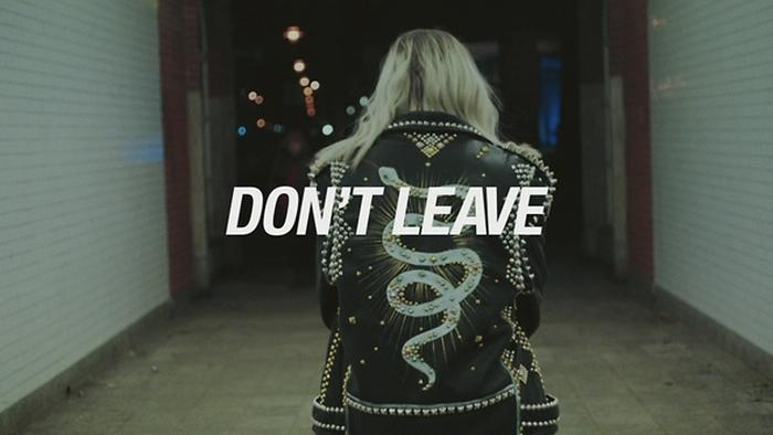 Dont Leave Official Video