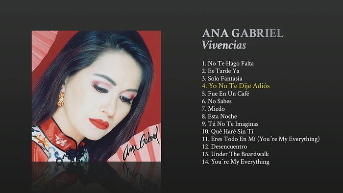 Yo No Te Dije Adiós Cover Audio