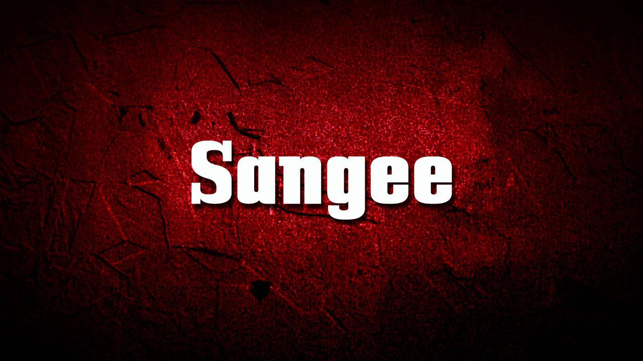Sangee