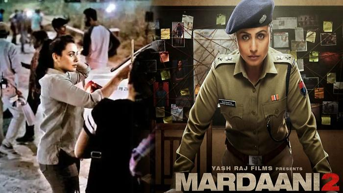 Movie Review Mardaani 2