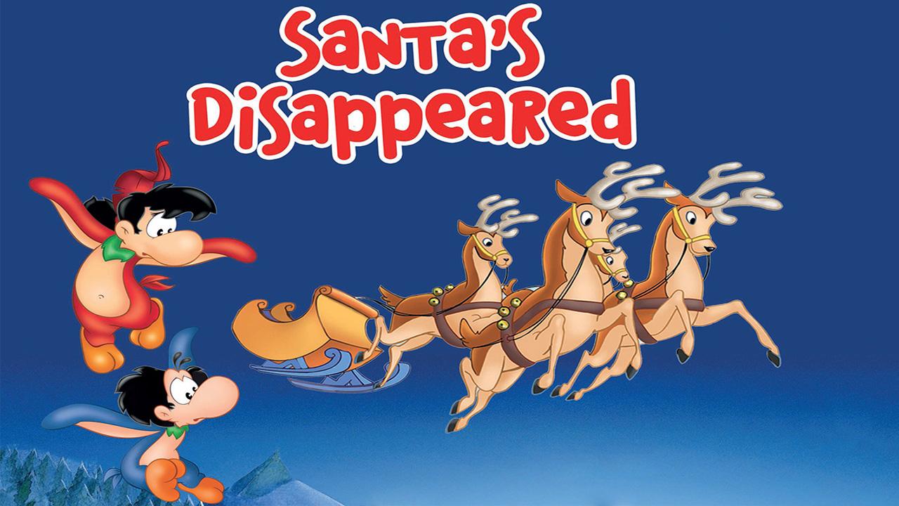 Santa's Disappeared