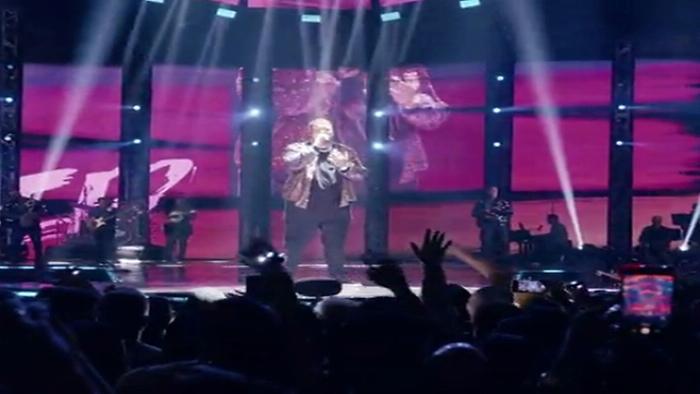Distante do seu mundo Ao vivo em Jeunesse Arena Rio de Janeiro 2019
