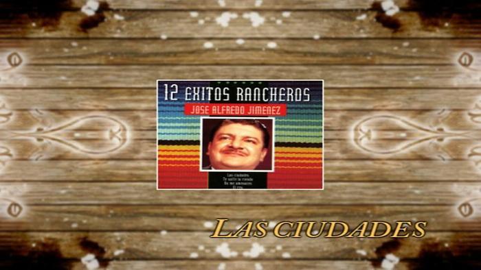 Las Ciudades Cover AudioVideo