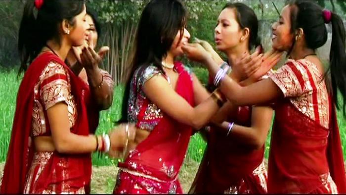 Choli Bheenj Gaeel