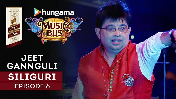 Jeet Gannguli – Royal Stag Hungama Music Bus