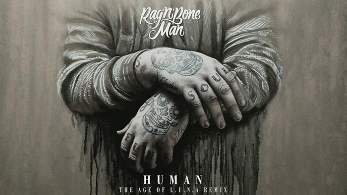 Human The Age of LUNA Remix Audio