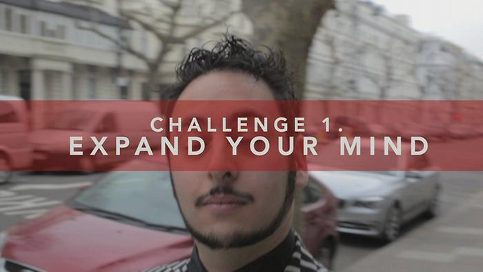 Challenge Union J  Expand Your Mind