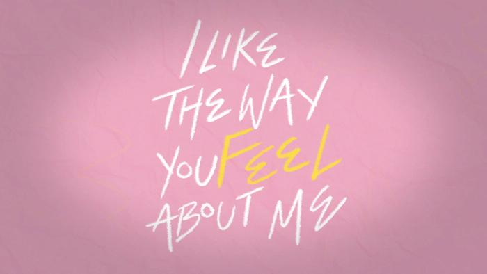 I Like The Way Lyric Video