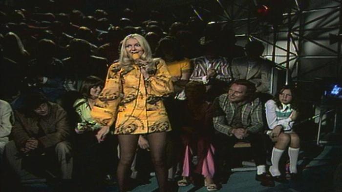 Es ist schwer dich zu vergessen ZDF Hitparade 02091972 VOD