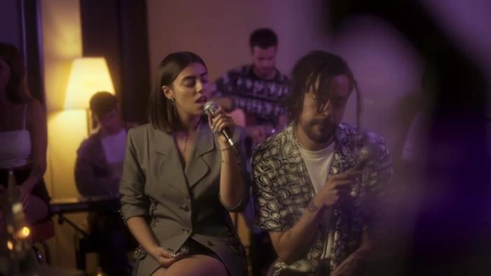 Tu cama feat Jesse Baez Live Acoustic Barcelona 30 julio 2019