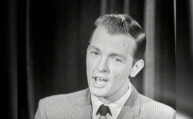 My Special Angel Live On The Ed Sullivan Show December 1 1957