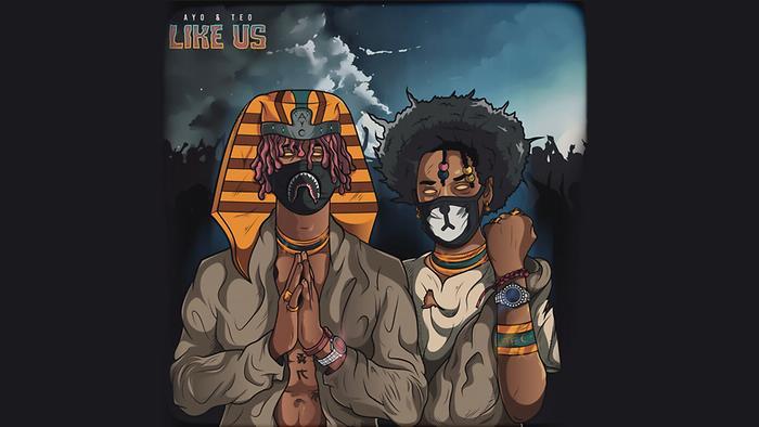 Like Us Audio