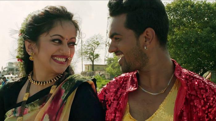 Aaplya Love Storycha Hindi Picture