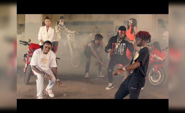 Bad and Boujee feat Lil Uzi Vert