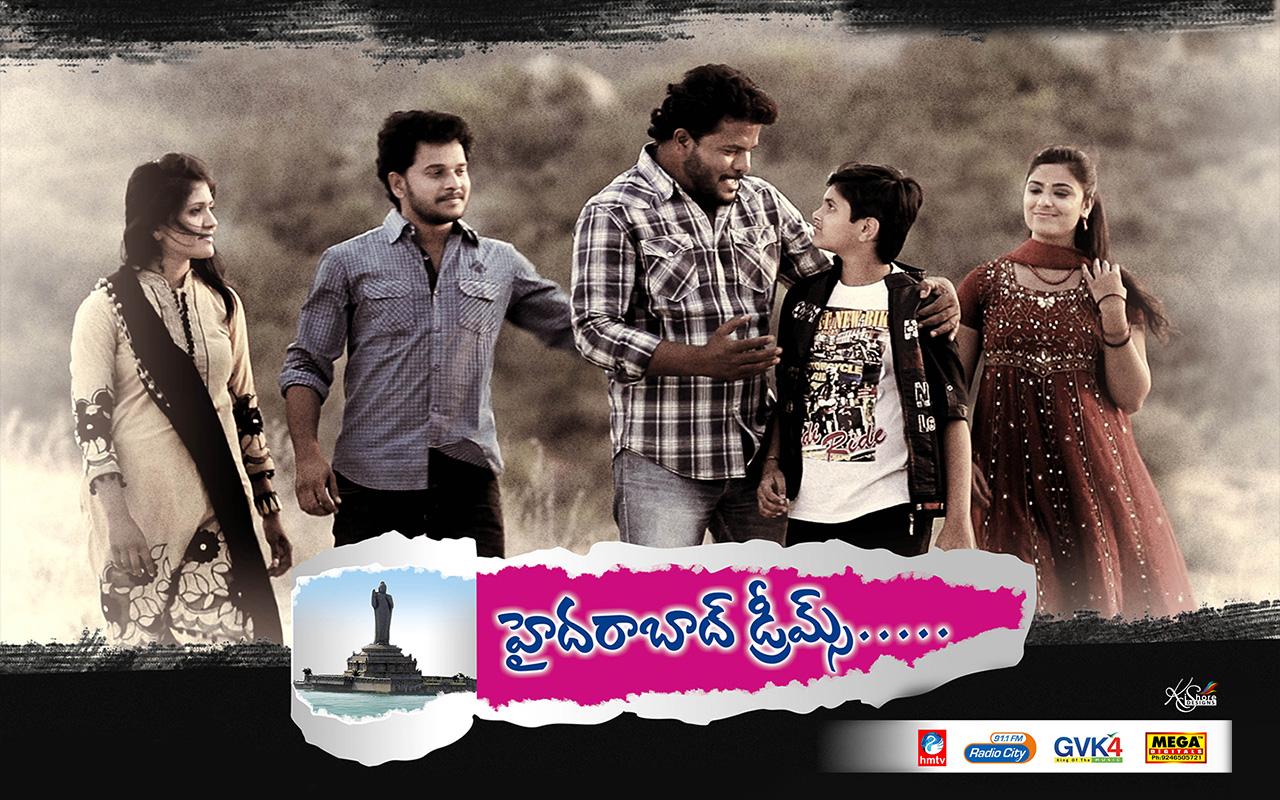 Hyderabad Dreams (2021) Telugu HD Movie