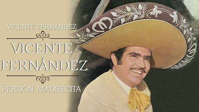 Perdón Madrecita Cover Audio