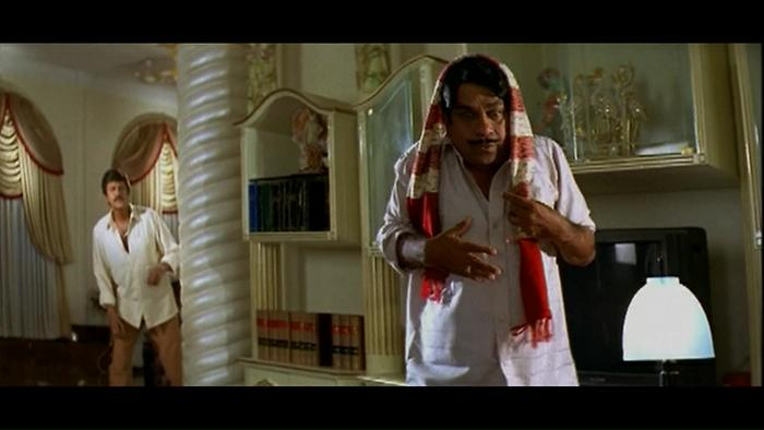 Brahmanandam Chain Snatching Comedy