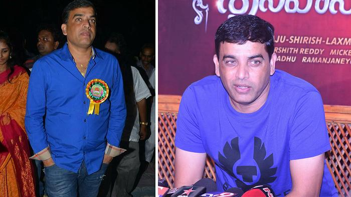 Dil Raju on Upcoming Tollywood Movies